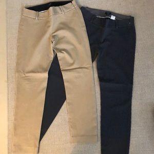 J Crew City Fit Pants (2)